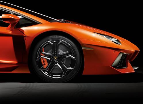 Lamborghini Avendator Tires