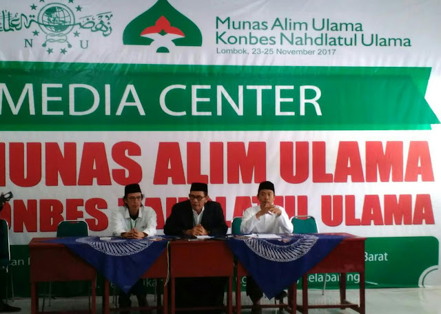 Media Center Munas - Konbes Nahdlatul Ulama