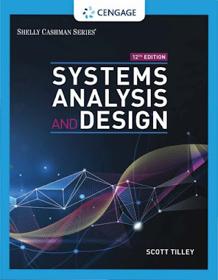 Systems Analysis and Design - 2020 - 12th Edition pdf free download