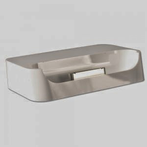OEM Apple iPhone 4 4S White Charging Docking Station Stand Desk Dock Charger