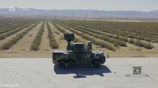 Sistem Hanud HQ-17AE Buatan Tiongkok