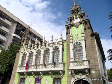 Casa del Hortelano, el Museo de la Cuchillería de Albacete