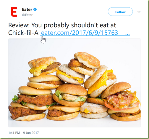 eater chickfila