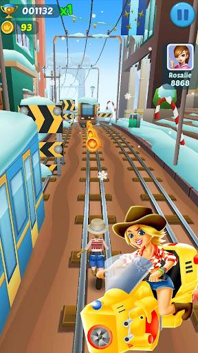 New Subway Endless Run Surf 2019 screenshot 9