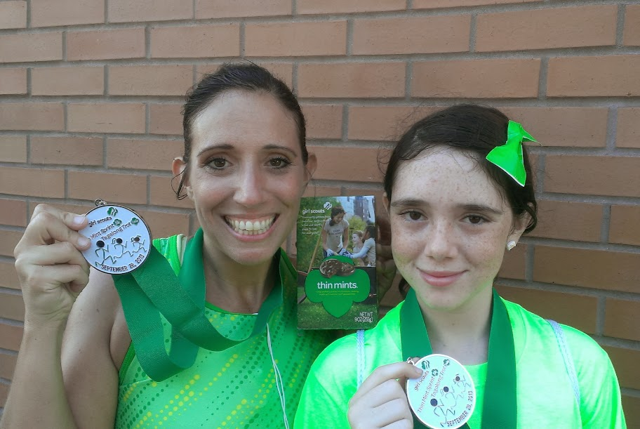 IMAG3325 Thin Mint Sprint 5K Recap