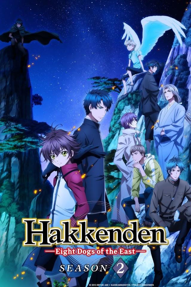 Hakkenden: Eight Dogs of the East Season 2