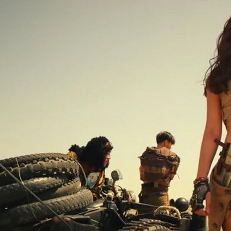 Möchten Sie mehr vom chinesischen Mad-Max-Plagiat Mad Shelia sehen? Natürlich möchten Sie das!