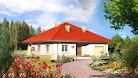 projekt domu Dom przy Rubinowej