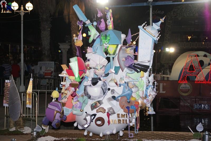 Categoría Especial  Port d'Alacant  Artista: Sergio Gómez  5º PREMIO