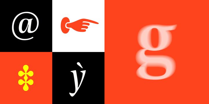 Download Geller Font Family From Ludka Biniek