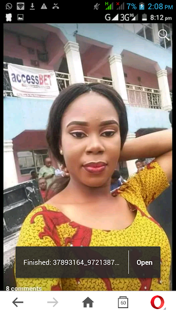 Lady Arrested who allegedly buy item from clients online but pick them from drivers without payment