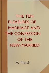 Cover of Marsh's Book The Ten Pleasures Of Marriage