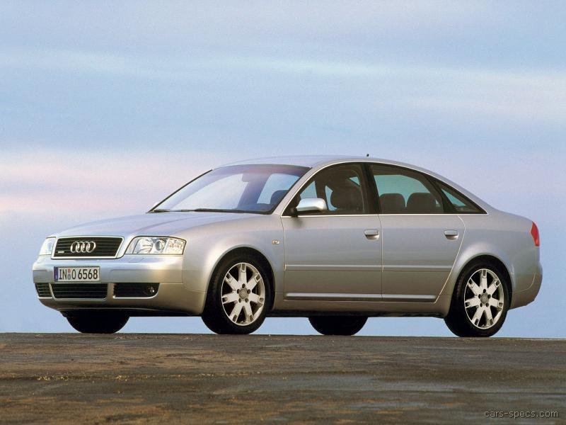 2003 audi a6 sedan specifications pictures prices. Black Bedroom Furniture Sets. Home Design Ideas