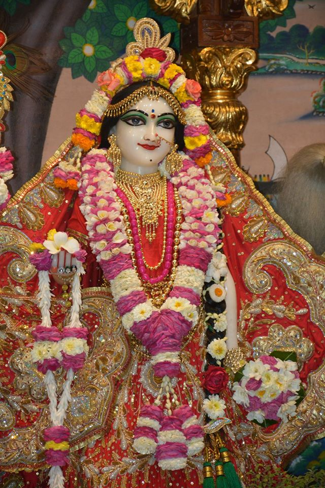 ISKCON Ujjain Deity Darshan 04 April 2016  (20)