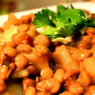 Argentinian Smoky Lentil Stew Recipe