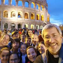 Kinder- und Heldenwallfahrt Rom Oktober 2016