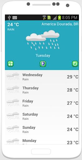 Weather Offline  screenshots 3