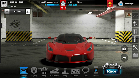 Tuner Life Online Drag RacingMod Apk Download For Android 3