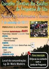 PASSEIO REFORMADOS-IDOSOS 2017