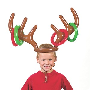 reindeer antler game