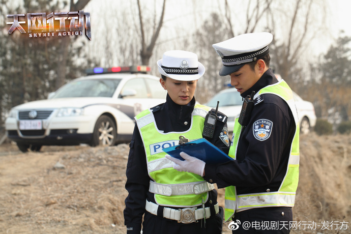Skynet Action China Web Drama