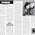 My PEOPLE'S JOURNAL column condoling with actresses MELISSA MENDEZ and GLENDA GARCIA for the PASSING OF THEIR DEAR FATHER