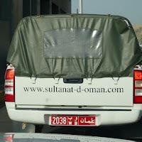 2009-04-29 - Randonnee - Sultanat Oman