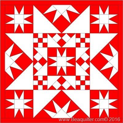 red white7