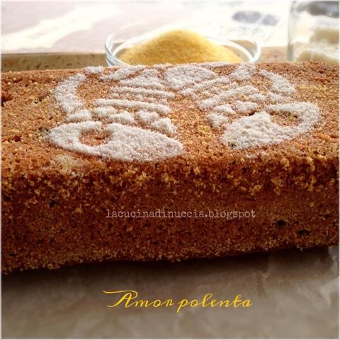 La cucina di nuccia amor polenta torta di farina di mais for Aspetto rustico