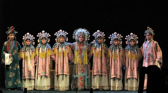 The Liyuan Theater troupe, Beijing, China (2012)