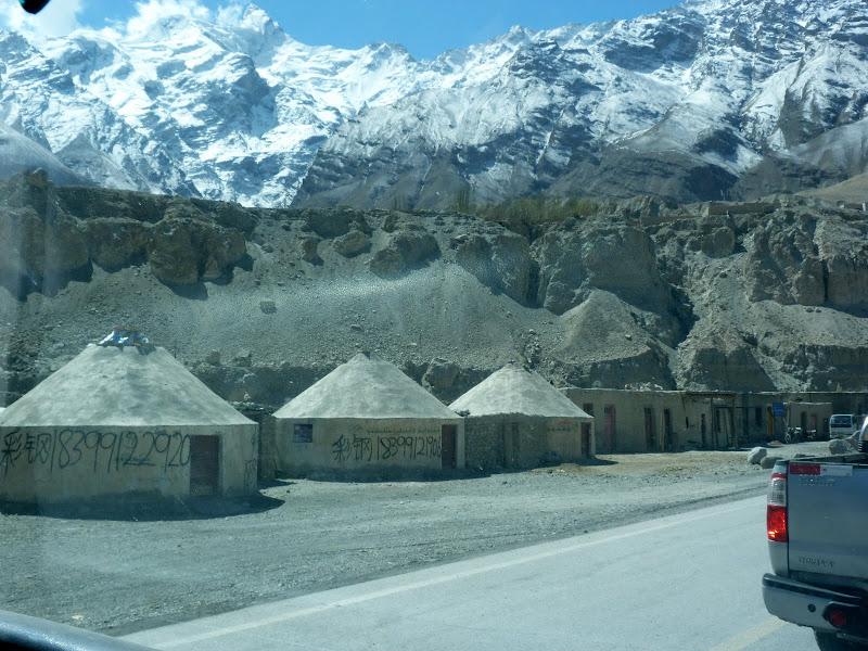 Habitations Tadjiks
