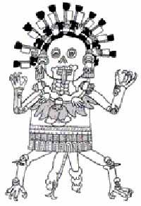 Tzitzimime, Gods And Goddesses 6