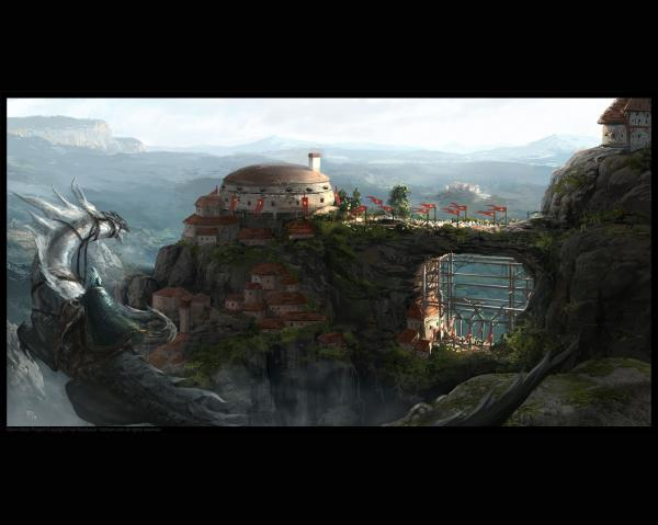 Mystical Place From Dream, Magical Landscapes 6