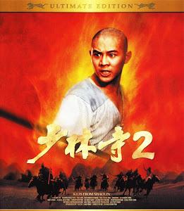 Thiếu Lâm Tự 2: Thiếu Lâm Tiểu Tử - Shaolin Temple 2: Kids From Shaolin poster