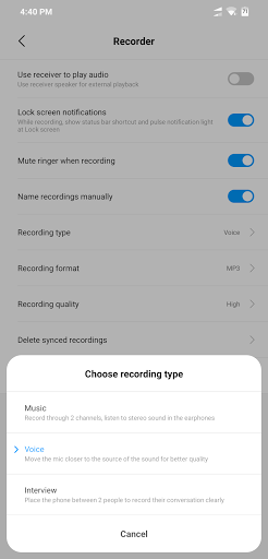 Miui 10 Beta 9 1 18 Update on Poco F1, Now Record Internal