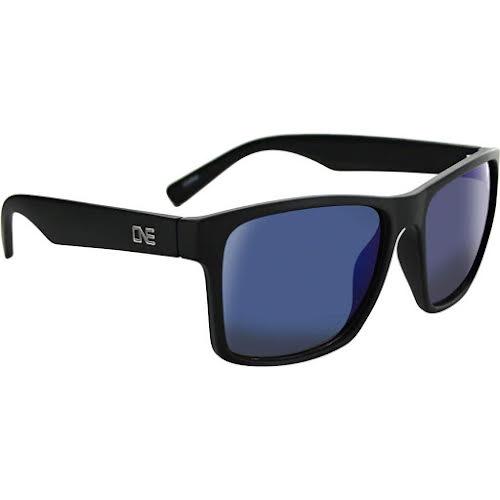 Optic Nerve ONE Bankroll Polarized Sunglasses: Matte Black with Polarized Smoke Lens