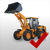 Inspect Loaders & Report Damages