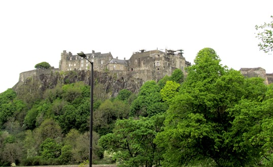 17050554 May 19 Castle From Bottom Of Hill