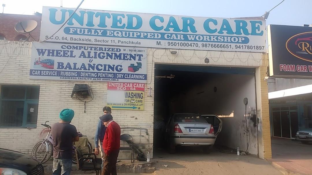 United Car Care >> United Car Care Car Service In Sector 11