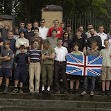 Kurs angielskiego Skępe 2008