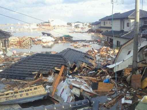 2004 earthquake and tsunami. The earthquake and tsunami