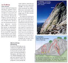 Photo: LA PEDRIZA - Las Torres y Sierra de los Porrones - (DNL 192 - 2002)