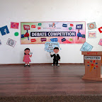 Debate Competition (Grade V-B) 10-12-2016
