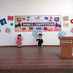 Debate Competition (Grade V-B) 10-12-2016