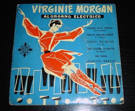 Virginie Morgan..al organo