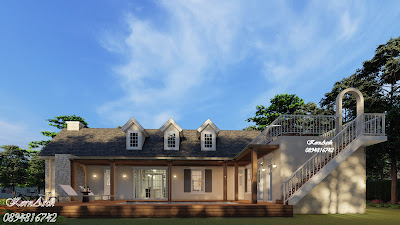 รับออกแบบบ้านชั้นเดียวพร้อมสระสไตล์นอร์ดิก เจ้าของอาคารคุณมะขามป้อม สถานที่ก่อสร้าง ต.สาริกา อ.เมือง จ.นครนายก