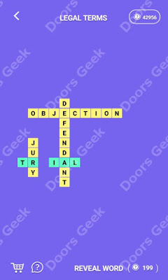 Cheats, Solutions for Level 16 in Wordcross by Apprope