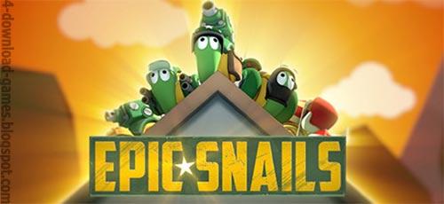 لعبة Epic Snails