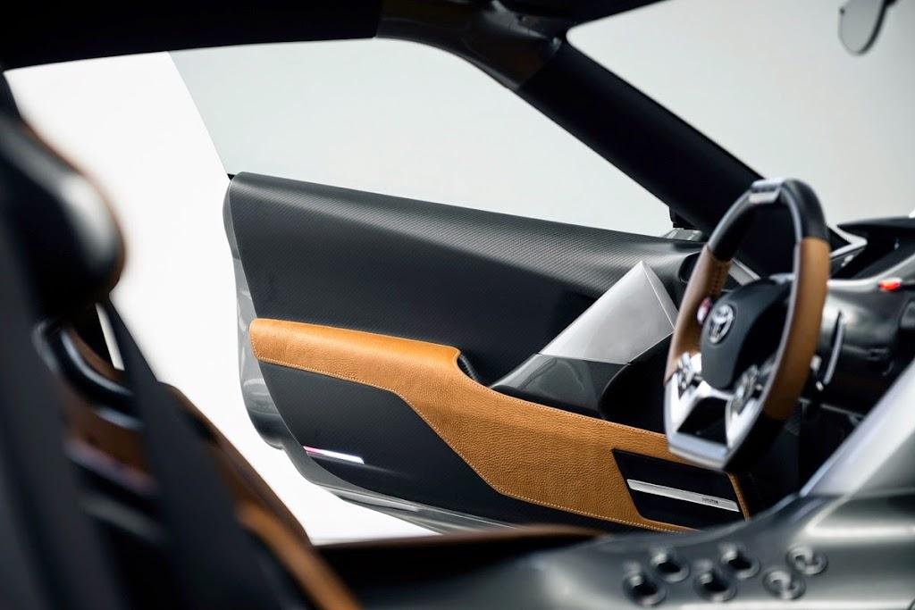 Toyota FT1 Concept New Supra Pebble Beach Monterey023