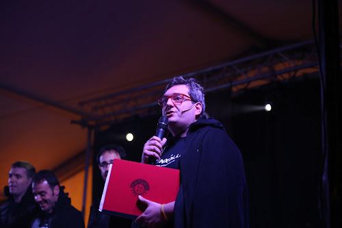 Proclamació Joan Roca Confrare d'Honor